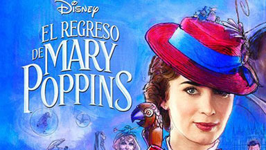 (4DX) El Regreso de Mary Poppins