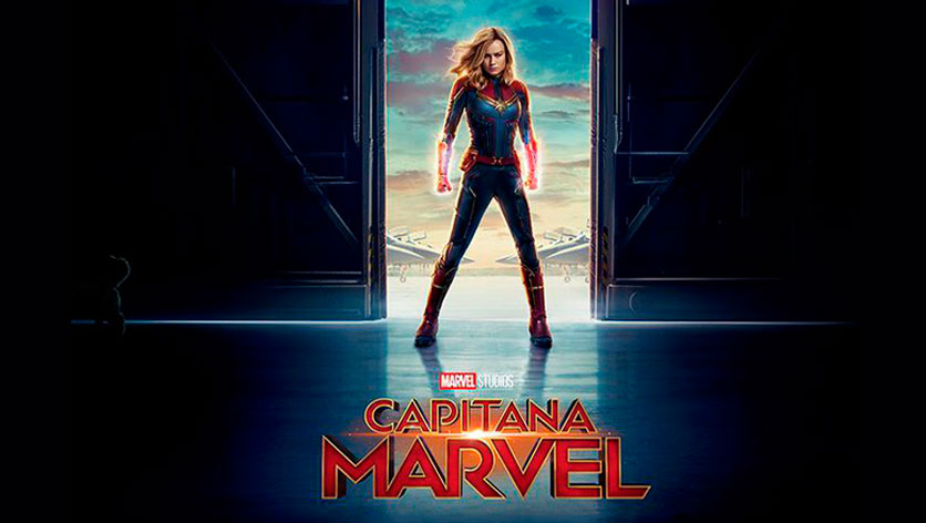 (4DX) Capitana Marvel