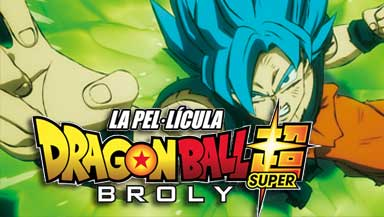 (4DX) (CAT) Dragon Ball super: Broly