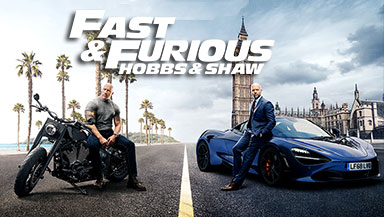 (4DX) Fast & Furious: Hobbs & Shaw