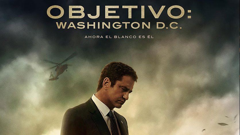 (4DX) Objetivo: Washington D.C.