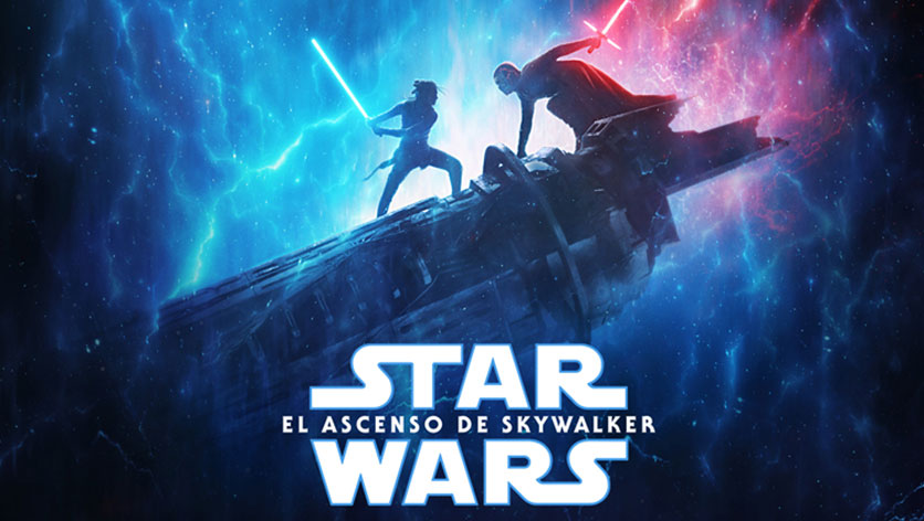 Star Wars: El ascenso de Skywalker (3D)