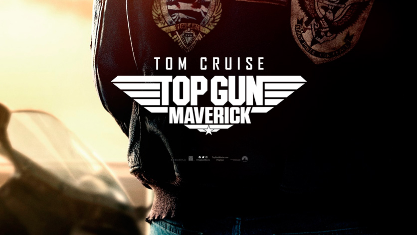 (4DX) Top Gun: Maverick