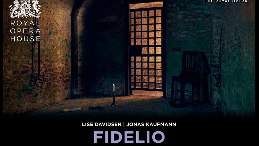 Ópera Fidelio - Royal Opera House