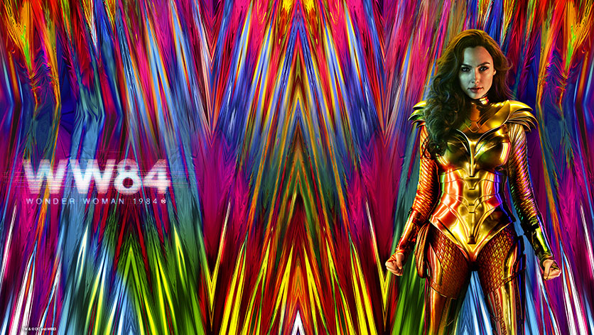 (3D) (4DX) Wonder Woman 1984