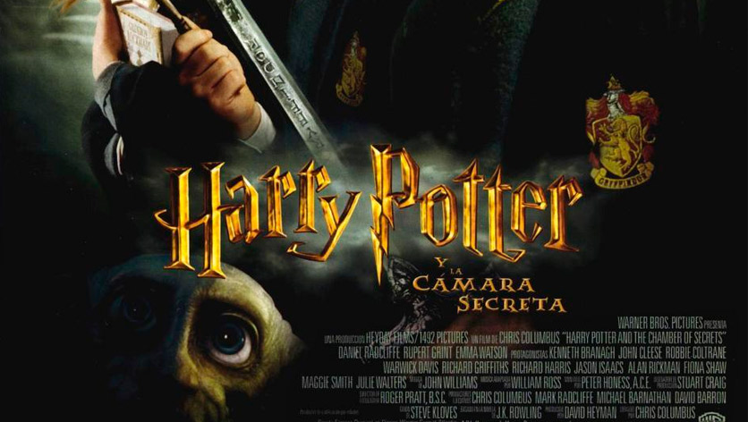 (4DX) Harry Potter y la cámara secreta