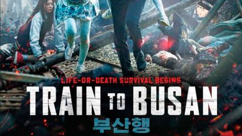 (4DX) Train to Busan