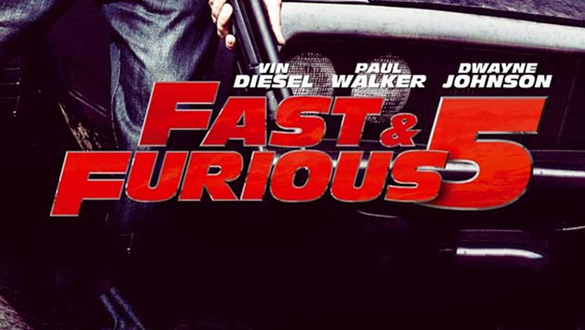 (4DX) Fast & Furious 5