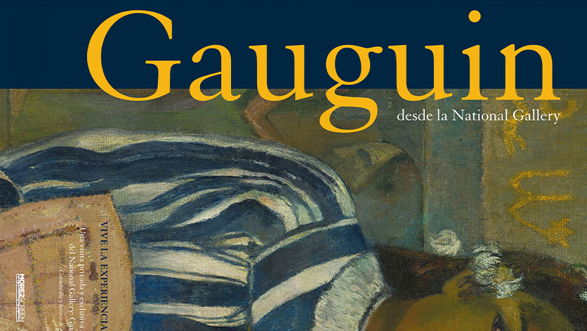 Gauguin, desde la National Gallery de Londres (VOSE)