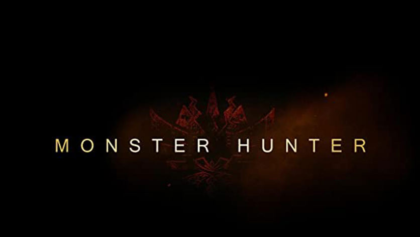 (4DX) Monster Hunter