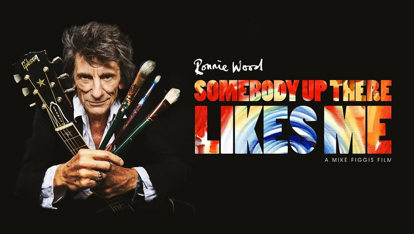 MMF: Ronnie Wood: Somebody up there likes me