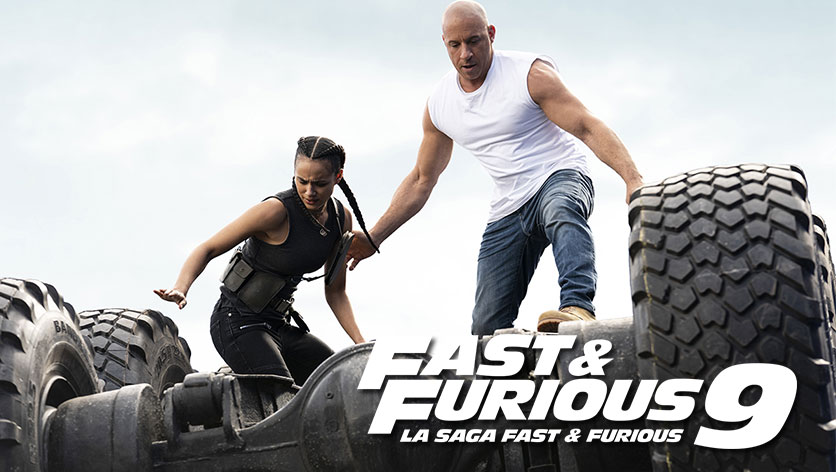 (4DX) (VOSE) Fast & Furious 9