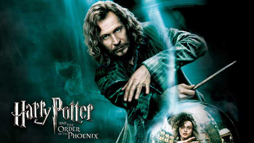 (4DX) Harry Potter y la orden del Fénix