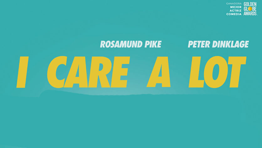 Poster de la película I care a lot
