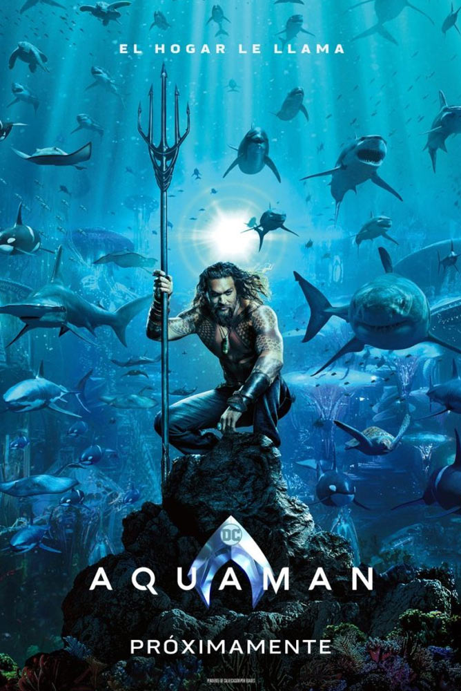 (4DX) (3D) Aquaman