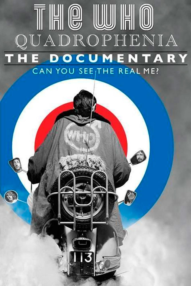 Imagen del poster de la película QUADROPHENIA: Can You See the Real Me?  (VOSE) + Cineforum amb Kiko Amat