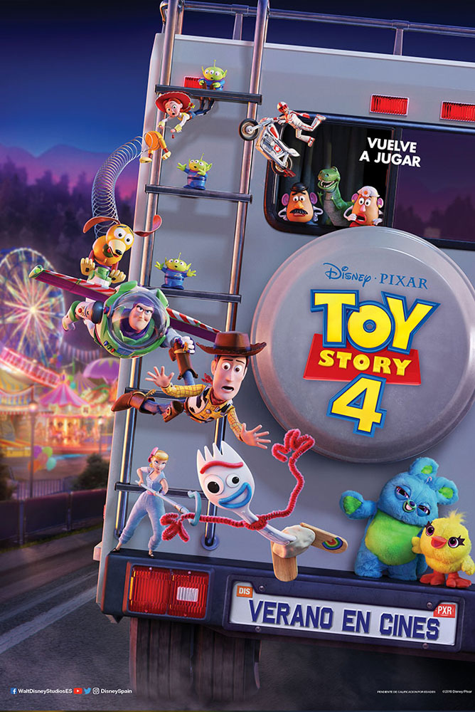 (4DX) (3D) Toy Story 4