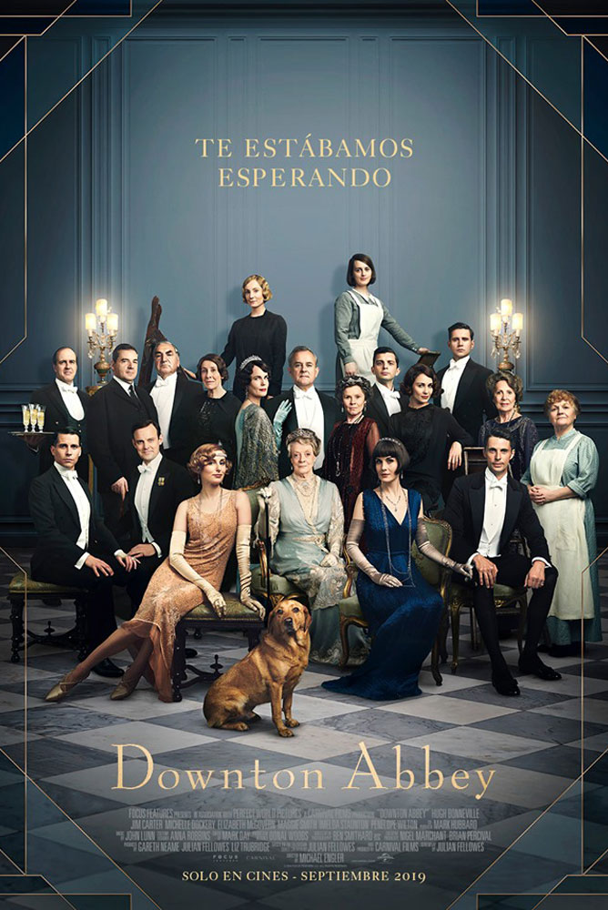 Poster de la película Downton Abbey