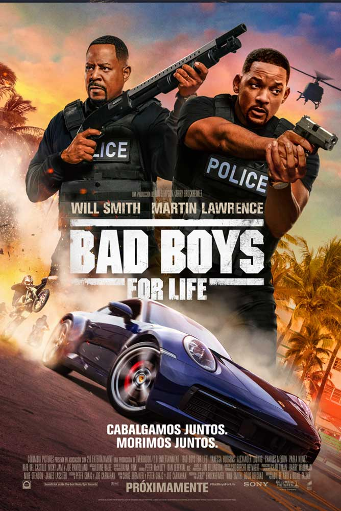 (SCREEN X) Bad Boys for Life
