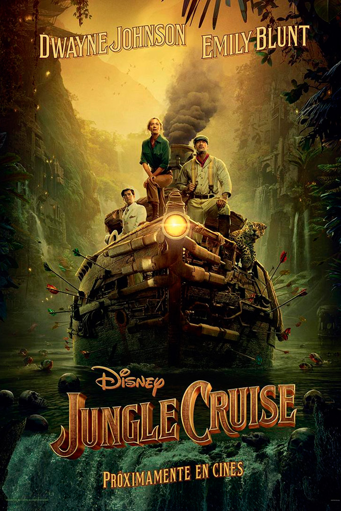 (4DX) Jungle Cruise
