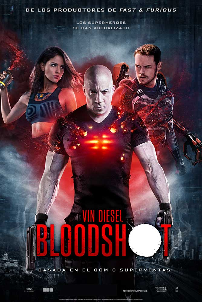 (4DX) Bloodshot