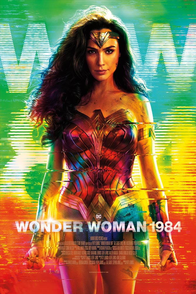 (4DX) Wonder Woman 1984