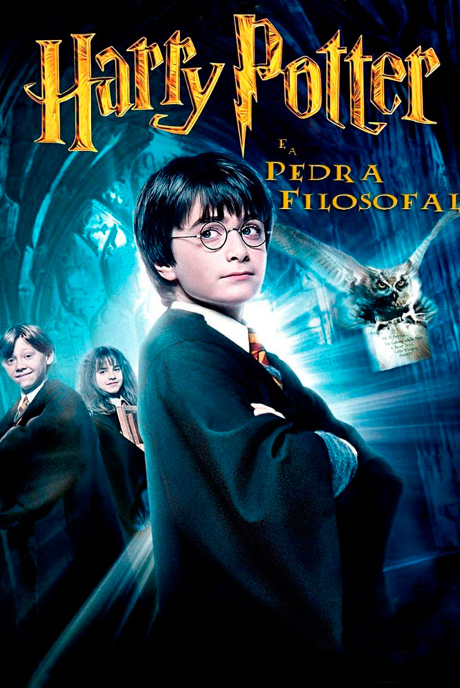 (4DX) Harry Potter y la piedra filosofal