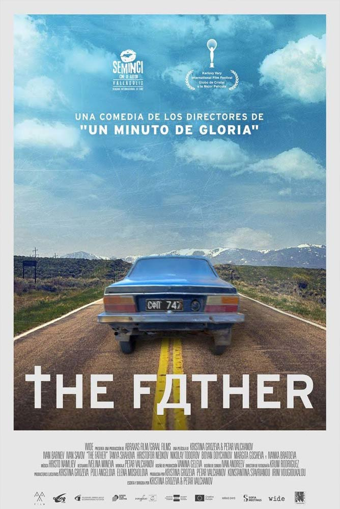Poster de la película The father (VOSE)