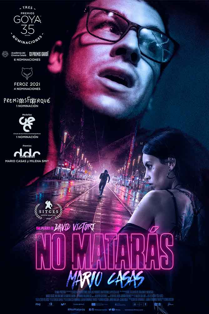 Cartel de no-mataras