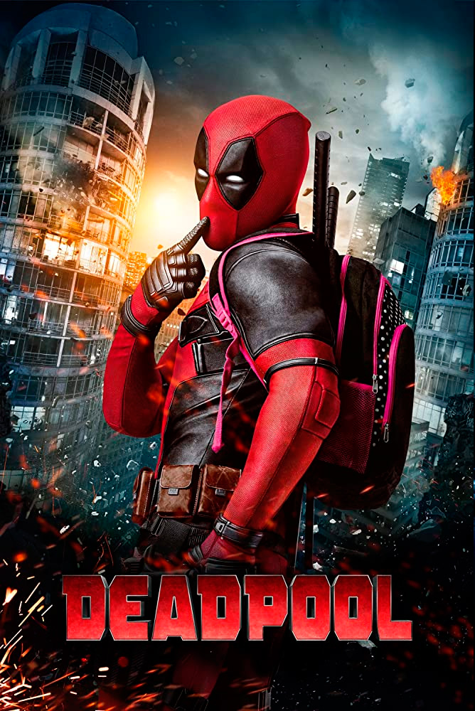 (4DX) Deadpool