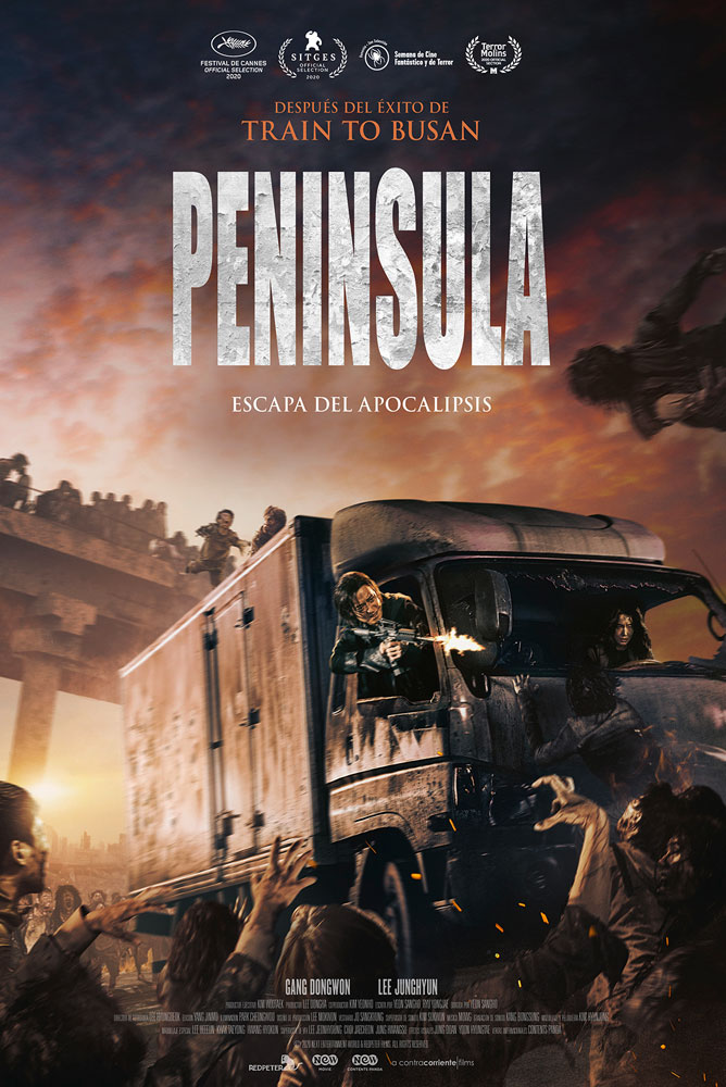 Cartel de peninsula
