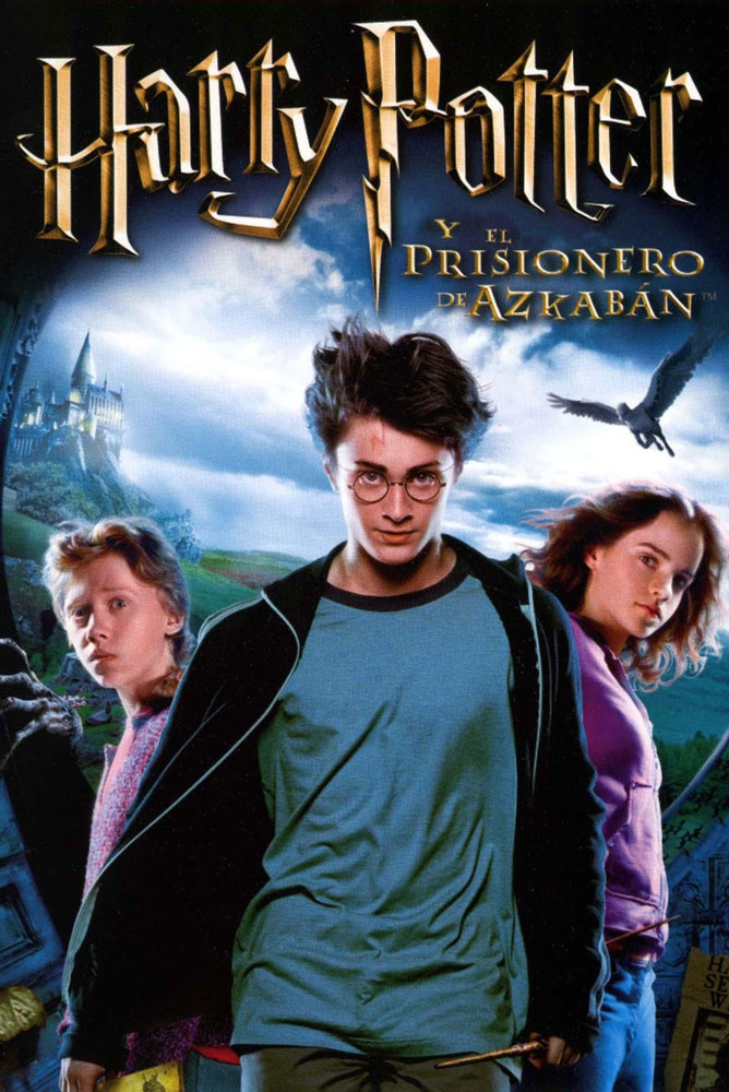 Cartel de 4dx-harry-potter-y-el-prisionero-de-azkaban