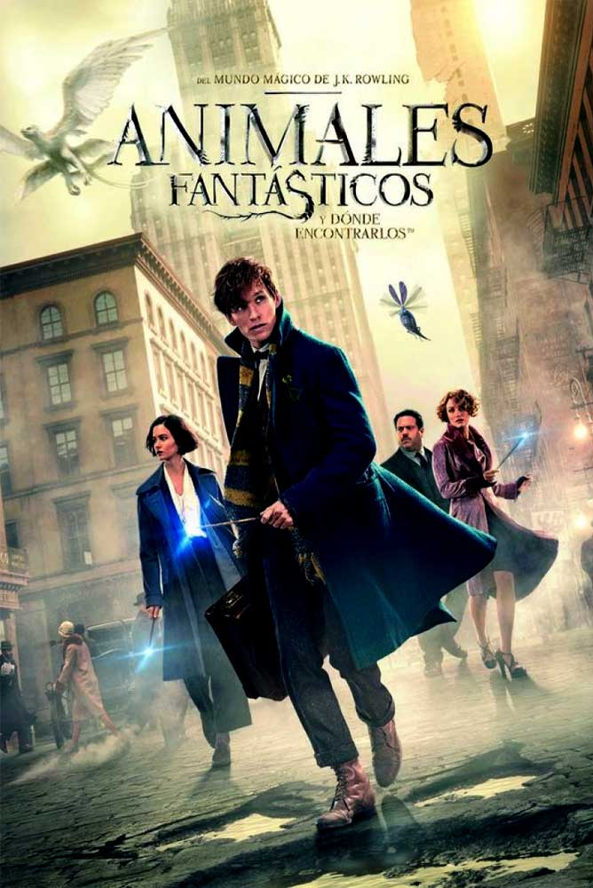 (4DX) Animales fantásticos y dónde encontrarlos