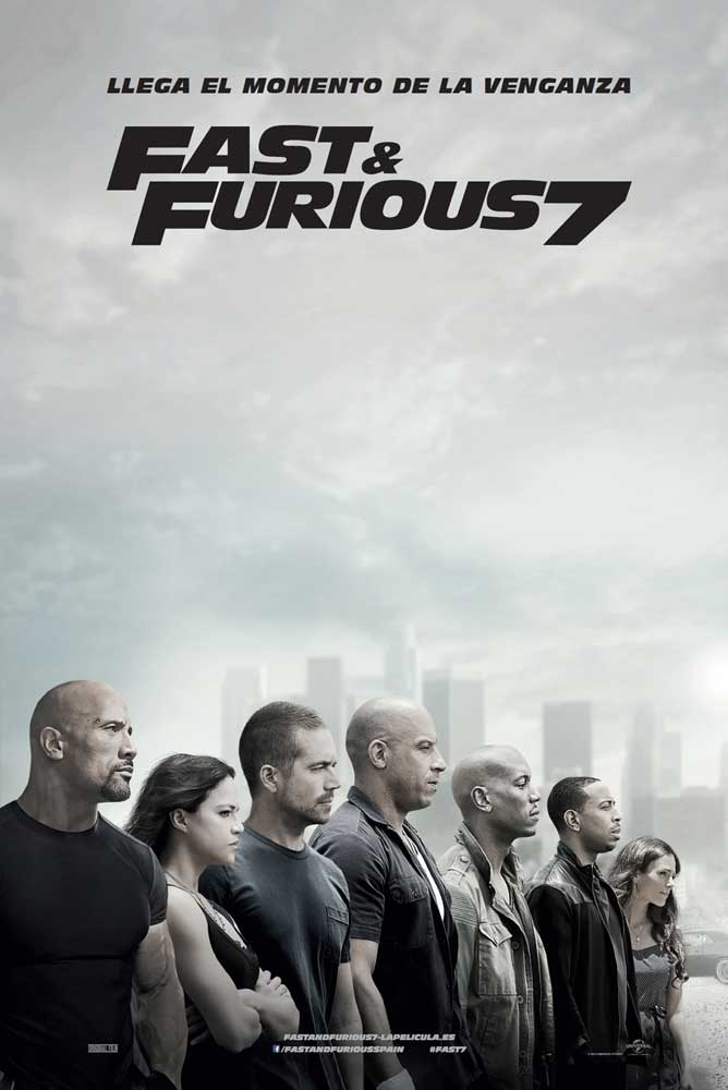 (4DX) Fast Furious 7