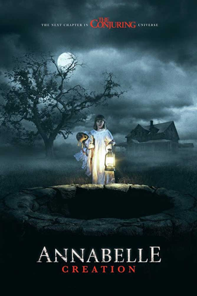 (4DX) Annabelle Creation