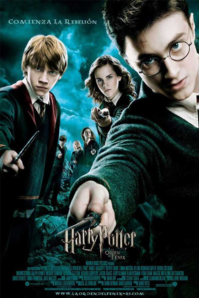 Cartel de 4dx-harry-potter-y-la-orden-del-fenix
