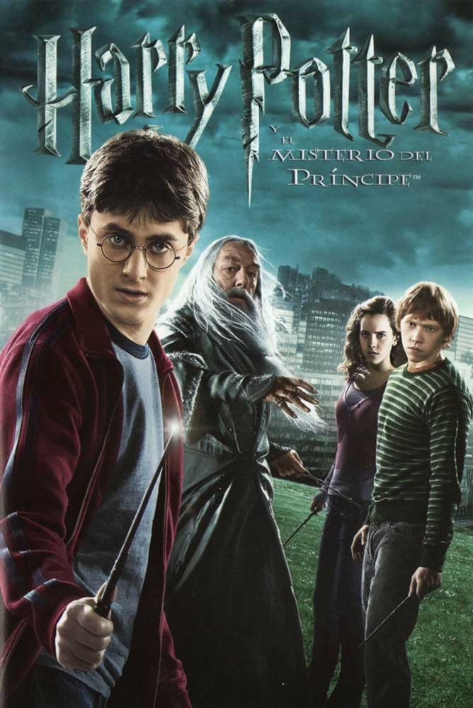 (4DX) Harry Potter y el misterio del príncipe