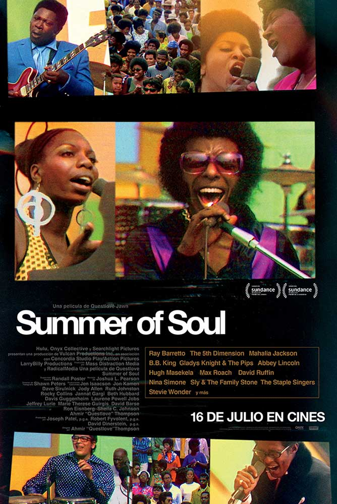 Summer of soul (...or, when the revolution could not be televised) (VOSE)